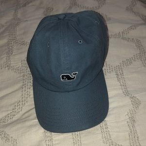 Pale blue VineyardVines women's hat